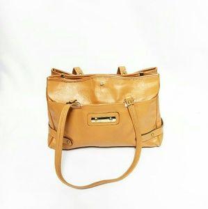 VINTAGE Double Strap Handbag